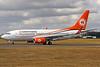 Iceland Express (Astraeus Airlines) Boeing 737-76N WL G-STRF (msn 29885) SEN (Keith Burton). Image: 903457.