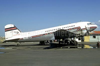 Flugfelag Islands (Icelandair) Douglas C-47A-DK (DC-3A-456) TF-ISH (TF-NPK) (msn 13861) (Jacques Guillem Collection). Image: 927395.