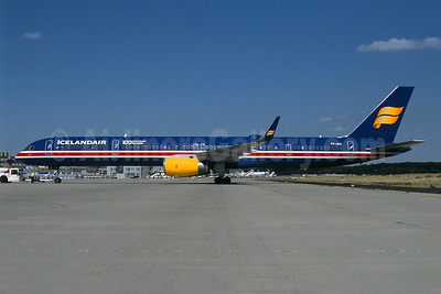 Icelandair Boeing 757-3E7 WL TF-ISX (msn 30179) (100 Years Icelandic Independence) FRA (Jacques Guillem Collection). Image: 943442.
