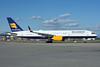 Icelandair Boeing 757-208 WL TF-FIO (msn 29436) YVR (Rob Rindt). Image: 934207.