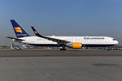 Icelandair Boeing 767-319 ER WL TF-ISP (msn 26971) AMS (Ton Jochems). Image: 946142.
