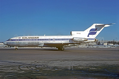 Icelandair Boeing 727-185C TF-FLG (msn 19826) HAM (Christian Volpati Collection). Image: 925026.
