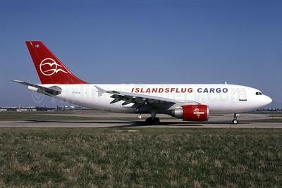 Islandsflug Cargo Airbus A310-304 (F) TF-ELS (msn 552) ORY (Jacques Guillem). Image: 948531.
