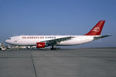 Islandsflug Cargo Airbus A300C4-605R TF-ELW (msn 755) CDG (Christian Volpati). Image: 953582.