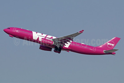 Wow Air Airbus A330-343 TF-LUV (msn 1607) LAX (Michael B. Ing). Image: 940509.