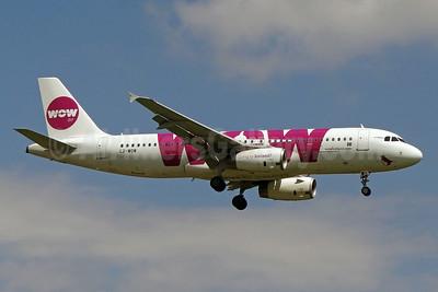 Wow Air (Air VIA) Airbus A320-232 LZ-WOW (msn 2457) ZRH (Paul Bannwarth). Image: 913262.
