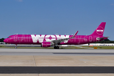 Wow Air Airbus A321-211 WL TF-WIN (msn 7650) BWI (Tony Storck). Image: 939138.