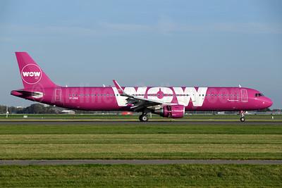 Wow Air Airbus A321-211 WL TF-PRO (msn 7680) AMS (Ton Jochems). Image: 943953.