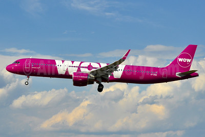 Wow Air Airbus A321-211 WL TF-PRO (msn 7680) BWI (Tony Storck). Image: 939137.