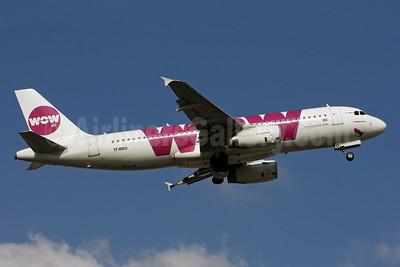 Wow Air Airbus A320-232 TF-BRO (msn 4305)  LGW (SPA). Image: 930199.