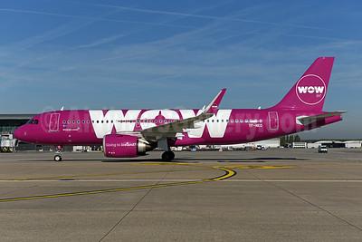 Wow Air Airbus A320-251N WL TF-NEO (msn 7560) BRU (Ton Jochems). Image: 943834.