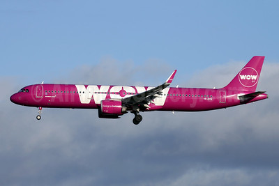 Wow Air Airbus A321-253N WL TF-DTR (msn 8085) LGW (Antony J. Best). Image: 945644.