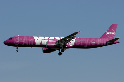 Wow Air Airbus A321-211 TF-KID (msn 5681) YYZ (TMK Photography). Image: 933237.