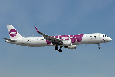 Wow Air Airbus A321-211 WL TF-DAD (msn 6332) YYZ (TMK Photography). Image: 933637.