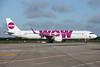 Wow Air Airbus A321-211 WL TF-DAD (msn 6332) HHN (Rainer Bexten). Image: 926840.