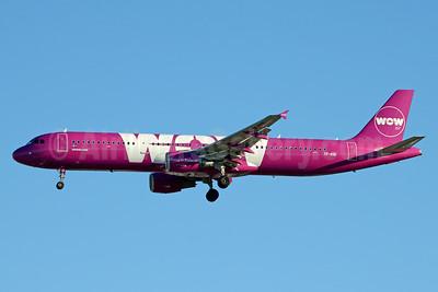 Wow Air Airbus A321-211 TF-KID (msn 5681) YYZ (Jay Selman). Image: 403631.