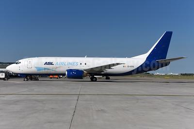 ASL Airlines (Ireland) Boeing 737-43Q (F) EI-STO (msn 28490) LGG (Ton Jochems). Image: 942770.