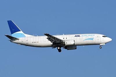 ASL Airlines (Ireland) Boeing 737-4Y0 (F) EI-HAA (msn 25177) BRU (Karl Cornil). Image: 947428.
