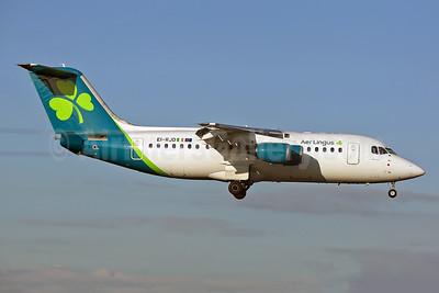 Aer Lingus - CityJet Avro (BAe) RJ85 EI-RJD (msn E2334) SEN (Keith Burton). Image: 948608.