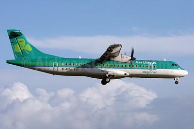Aer Lingus Regional-Aer Arann ATR 72-212A (ATR 72-500) EI-REM (msn 760) DUB (Michael Kelly). I(mage: 934660.