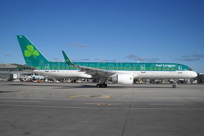 Aer Lingus (Aero Contractors) Boeing 757-2Q8 WL EI-LBS (msn 27623) YYZ (TMK Photography). Image: 927935.