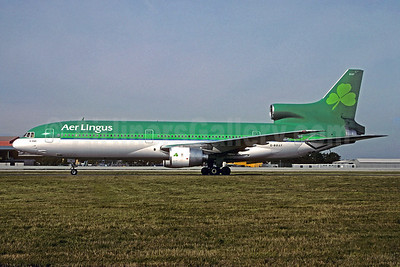 Aer Lingus (Caledonian Airways) Lockheed L-1011-385-1-14 TriStar 100 G-BBAF (msn 1093) (Jacques Guillem Collection). Image: 927728.