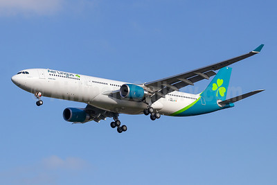 """""""St. Dallan"""", the last Airbus A330-300 to be built"""