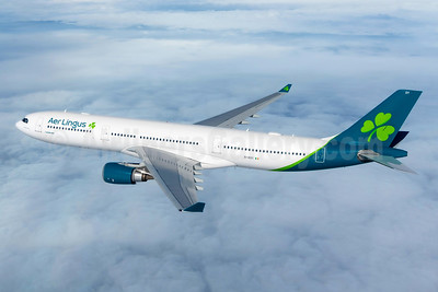 First Look: Aer Lingus' new 2019 livery