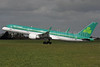The first Aer Lingus Boeing 757 flight from Dublin