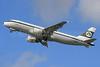 Aer Lingus-Irish International Airbus A320-214 EI-DVM (msn 4634) (1963 retrojet) LHR (SPA). Image: 929122.