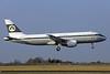 Aer Lingus-Irish International Airbus A320-214 EI-DVM (msn 4634) (1963 retrojet) DUB (Paul Doyle). Image: 906492.
