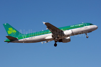 Aer Lingus Airbus A320-214 EI-DEE (msn 2250) LGW (SPA). Image: 937106.