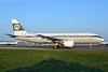 Aer Lingus-Irish International Airbus A320-214 EI-DVM (msn 4634) (1963 retrojet) LHR (Dave Glendinning). Image: 908412.