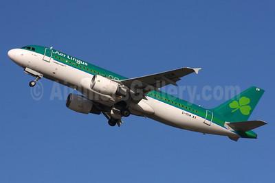 Aer Lingus Airbus A320-214 EI-DEM (msn 2411) LHR (SPA). Image: 937110.