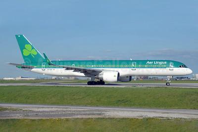 Aer Lingus (Aero Contractors) Boeing 757-2Q8 WL EI-LBS (msn 27623) YYZ (TMK Photography). Image: 923363.