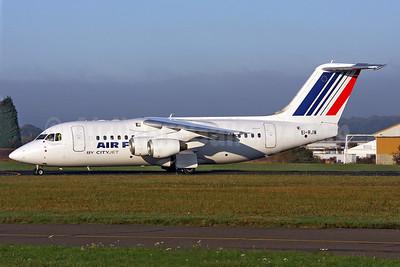 Air France (CityJet) BAe RJ85 EI-RJW (msn E2371) SEN (Keith Burton). Image: 907618.