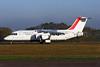 CityJet (Ireland) BAe RJ85 EI-RJU (msn E2367) SEN (Keith Burton). Image: 909671.