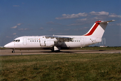 CityJet (Ireland) BAe RJ85 EI-RJC (msn E2333) ORY (Pepscl). Image: 900443.