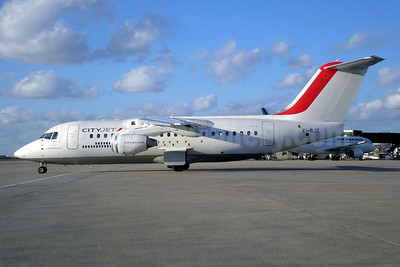 CityJet (Ireland) BAe RJ85 EI-RJT (msn E2366) ORY (Pepscl). Image: 904653.