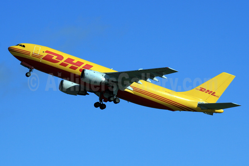 DHL-Air Contractors Airbus A300B4-203 (F) EI-EAC (msn 250) LHR (SPA). Image: 927104.