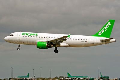 Eirjet Airbus A320-212 EI-DIJ (msn 391) DUB (SM Fitzwilliams Collection). Image: 911744.