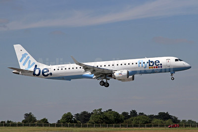 Ex G-FBEN, operated by Stobart Air