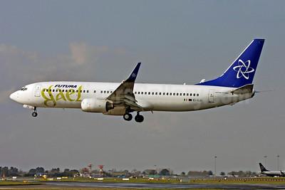 Futura Gael Boeing 737-86N WL EI-DJU (msn 28619) (Futura colors) DUB (SM Fitzwilliams Collection). Image: 911746.