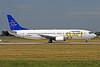 Futura Gael Boeing 737-4Y0 EI-DOR (msn 24689) (Futura colors) DUB (SM Fitzwilliams Collection). Image: 920426.