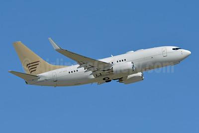 GainJet Aviation (Ireland) Boeing 737-73U WL VP-BVV (msn 29200) BSL (Paul Bannwarth). Image: 953550.