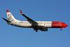 Norwegian.com (Norwegian Air International) (Ireland) Boeing 737-86N WL EI-FHO (msn 35647) (Henrik Ibsen) LGW (SPA). Image: 937441.