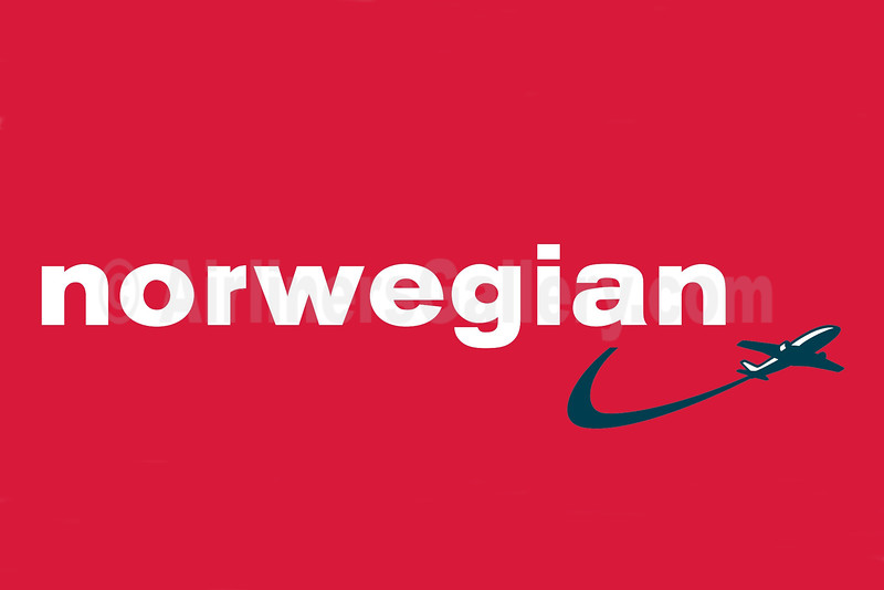 1. Norwegian Air International logo