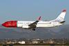 Norwegian.com (Norwegian Air International) (Ireland) Boeing 737-8JP WL EI-FHP (msn 40865) (Soren Kierkegaard, Danish philosopher) PMI (Javier Rodriguez). Image: 937444.