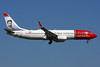 Norwegian.com (Norwegian Air International) (Ireland) Boeing 737-8JP WL EI-FHR (msn 39045) (George Brandes, Danish literary critic) LGW (SPA). Image: 932916.