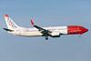 Norwegian.com (Norwegian Air International) (Ireland) Boeing 737-8Q8 WL EI-FHC (msn 37159) (6000th 737) ARN (Stefan Sjogren). Image: 933391.